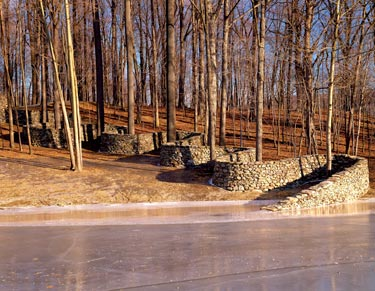 andy goldsworthy essay Photo essay: shaking hands with nature - introduction by frederic and mary ann brussat andy goldsworthy makes sense-luscious sculptures entirely out of things he.